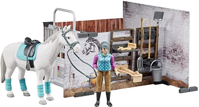 BRUDER - 26506 Stalla per cavalli - B-World