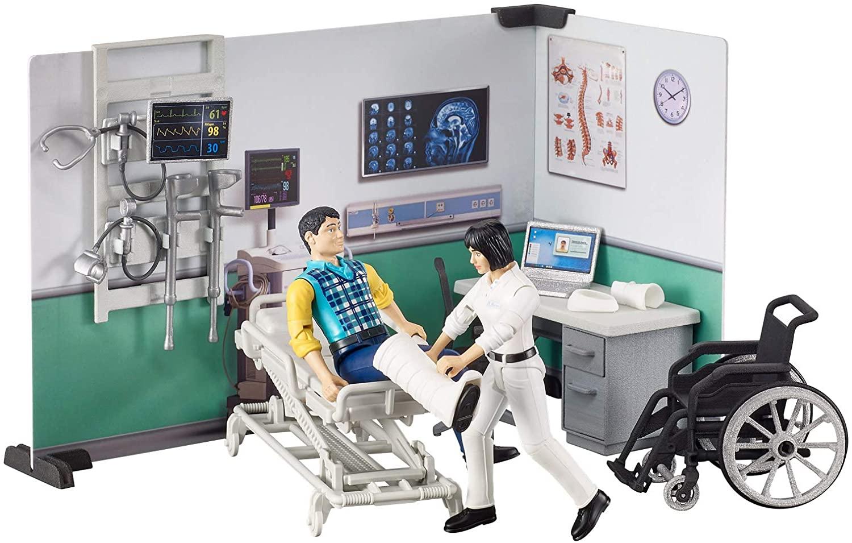 BRUDER - 62711 Ambulatorio Medico - B-World