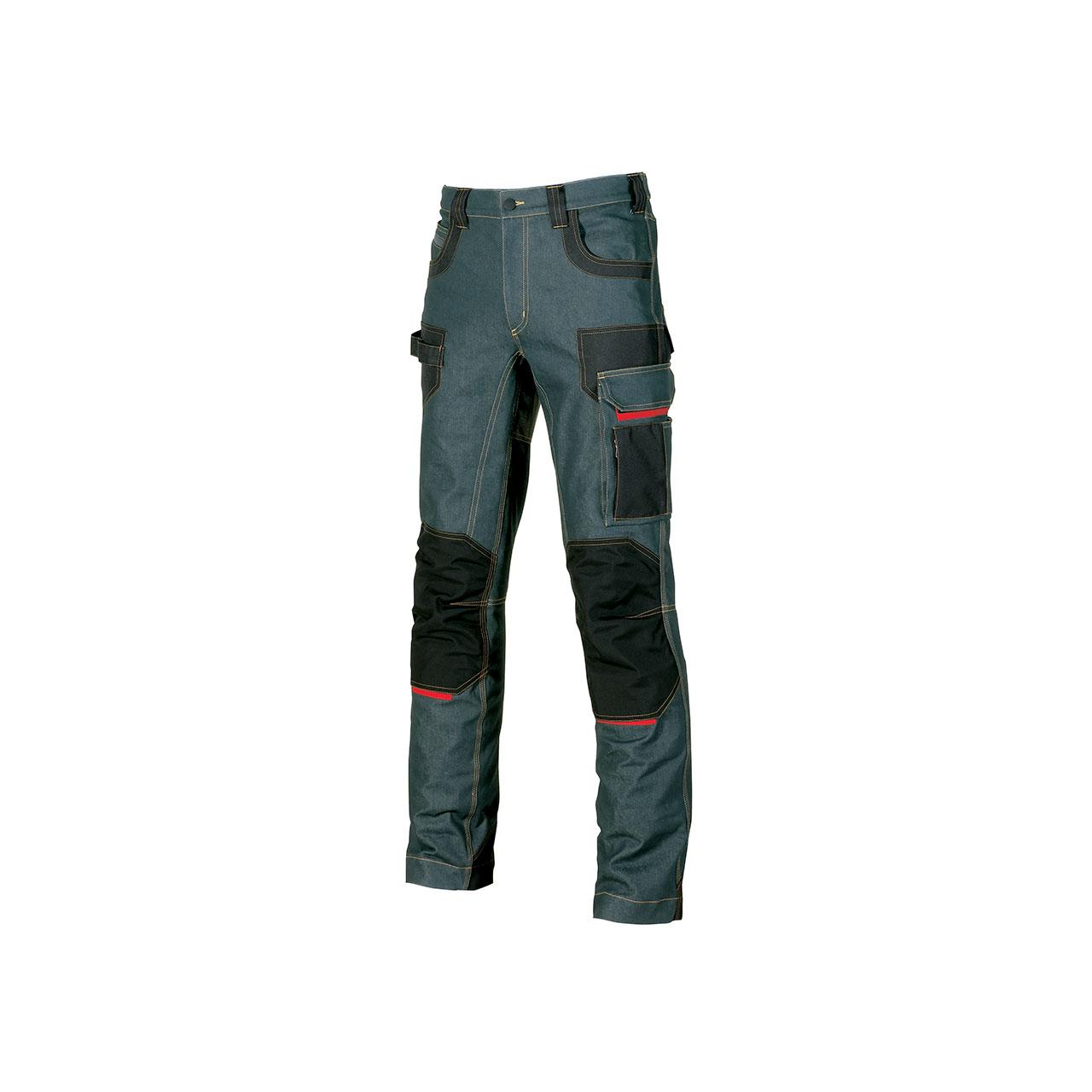 Pantalone Lungo da Lavoro UPower Modello Platinum Bottom