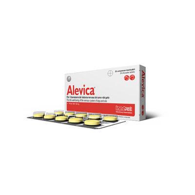 ALEVICA 20 cpr  - per il controllo del dolore nei cani e gatti