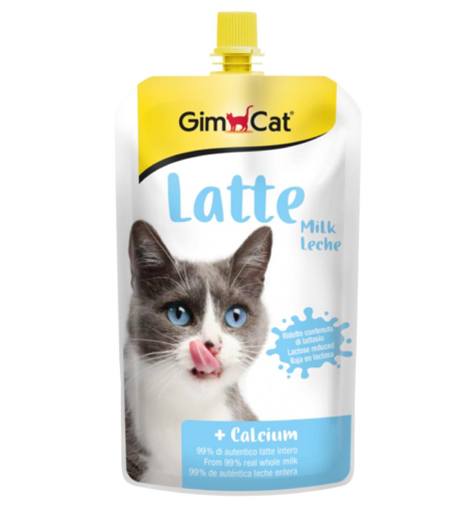 GimCat - Latte Liquido - 200 ml x 7 bustine