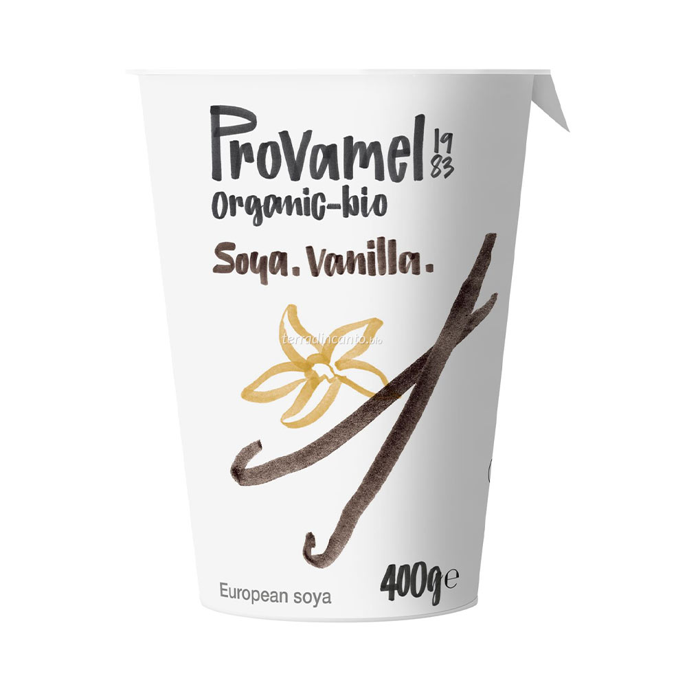 Yofu alla Vaniglia 400 gr Provamel