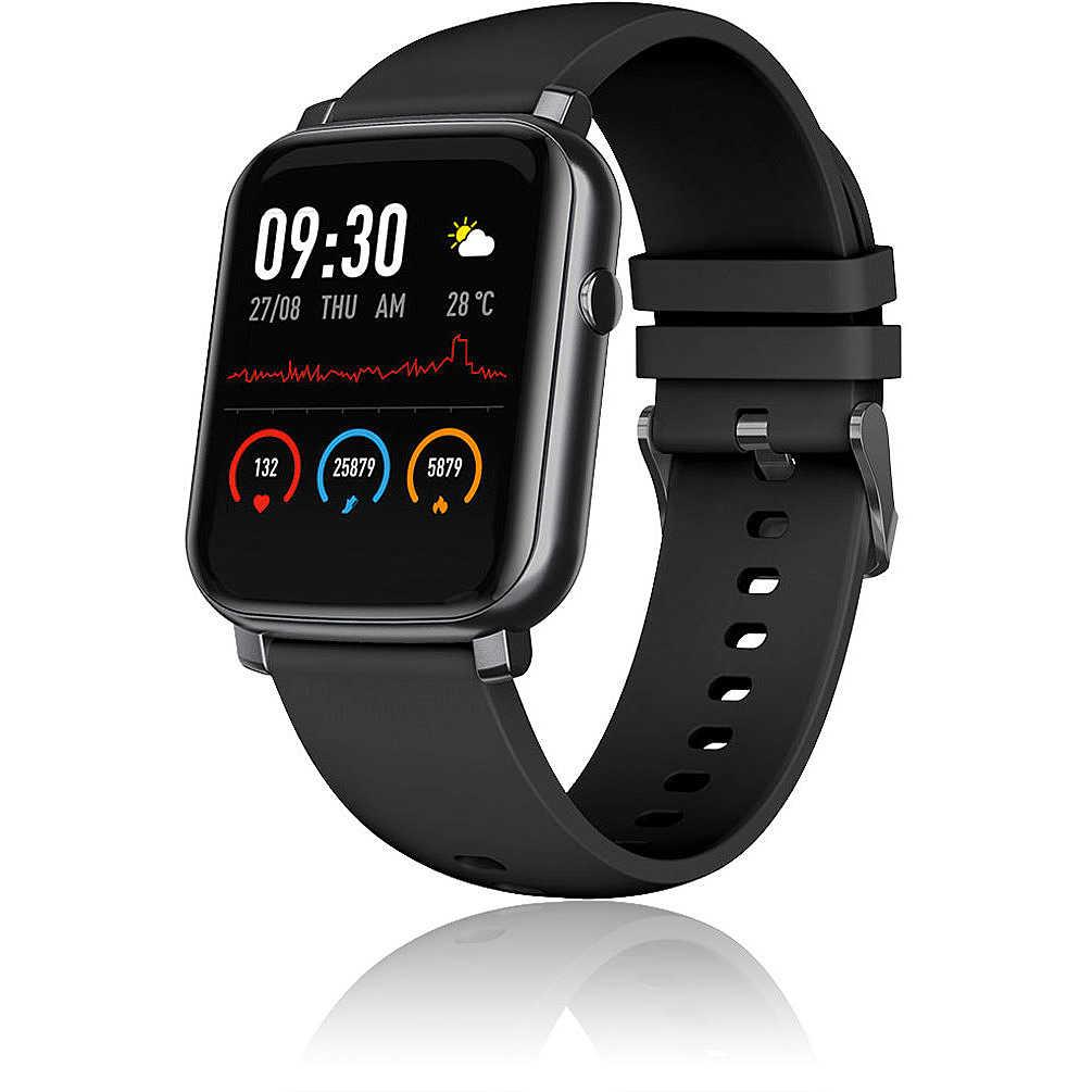 Orologio unisex Smartwatch David Lian  Milano nero DL101