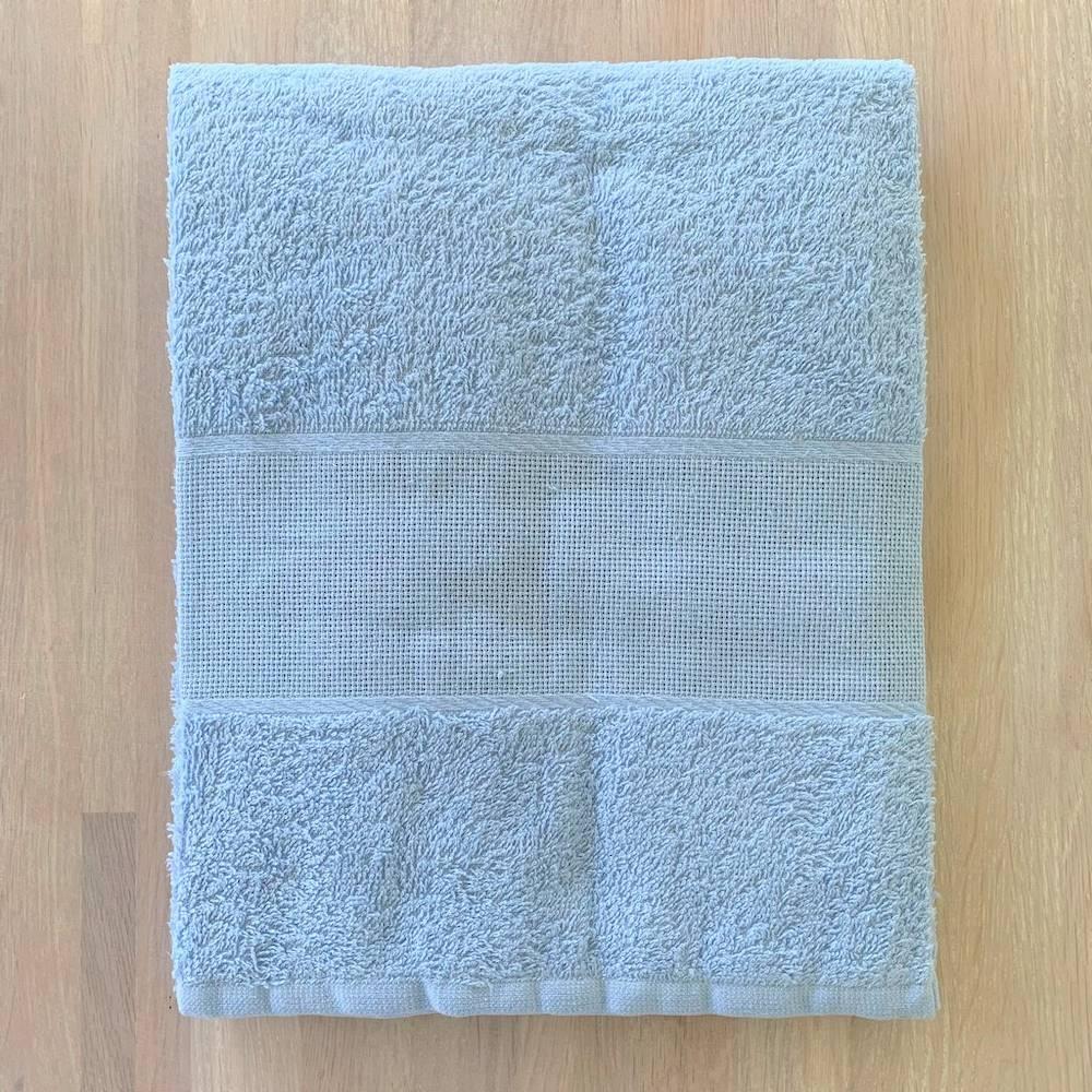Asciugamani Tela aida azzurro