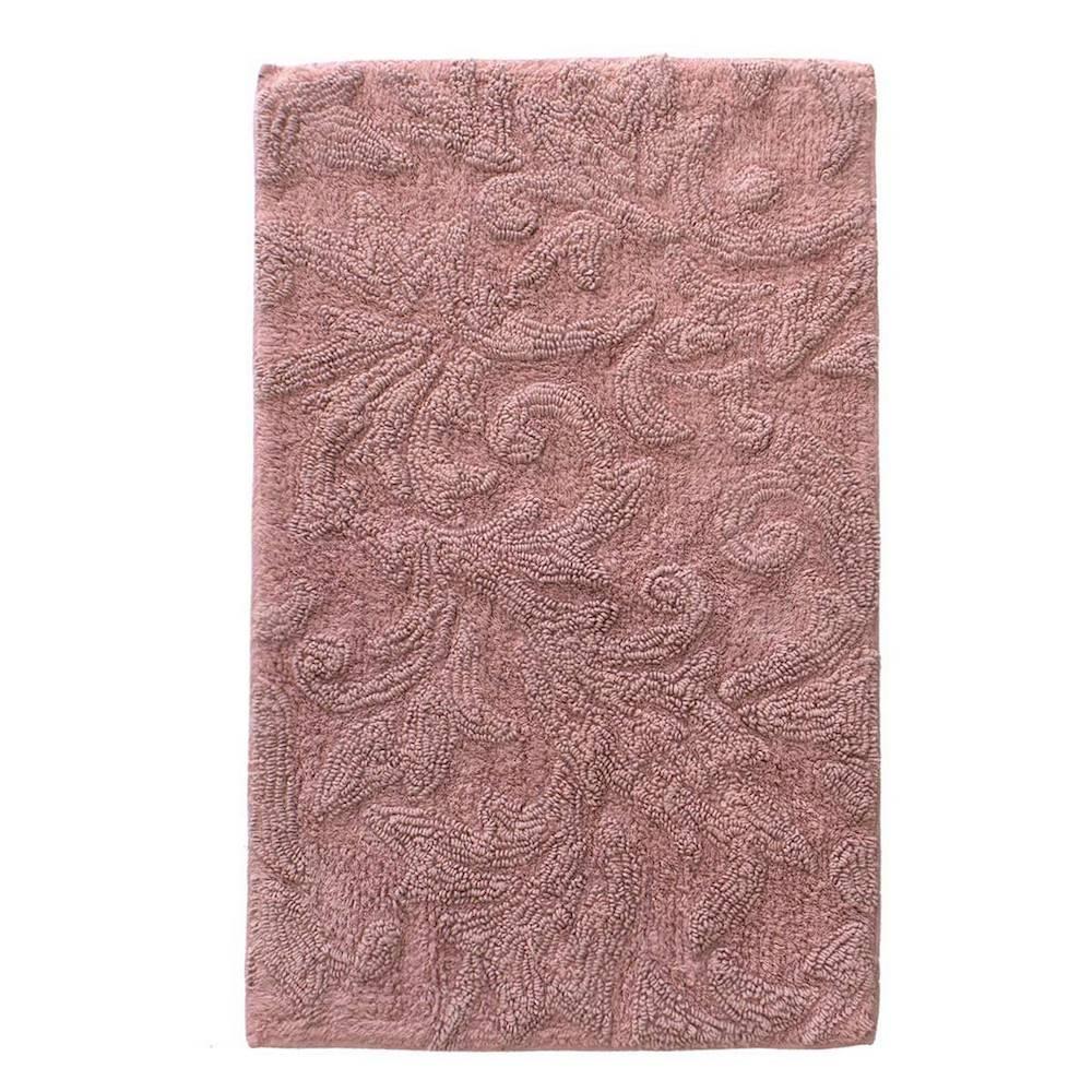 Tappeto rilievo florence rosa antiscivolo