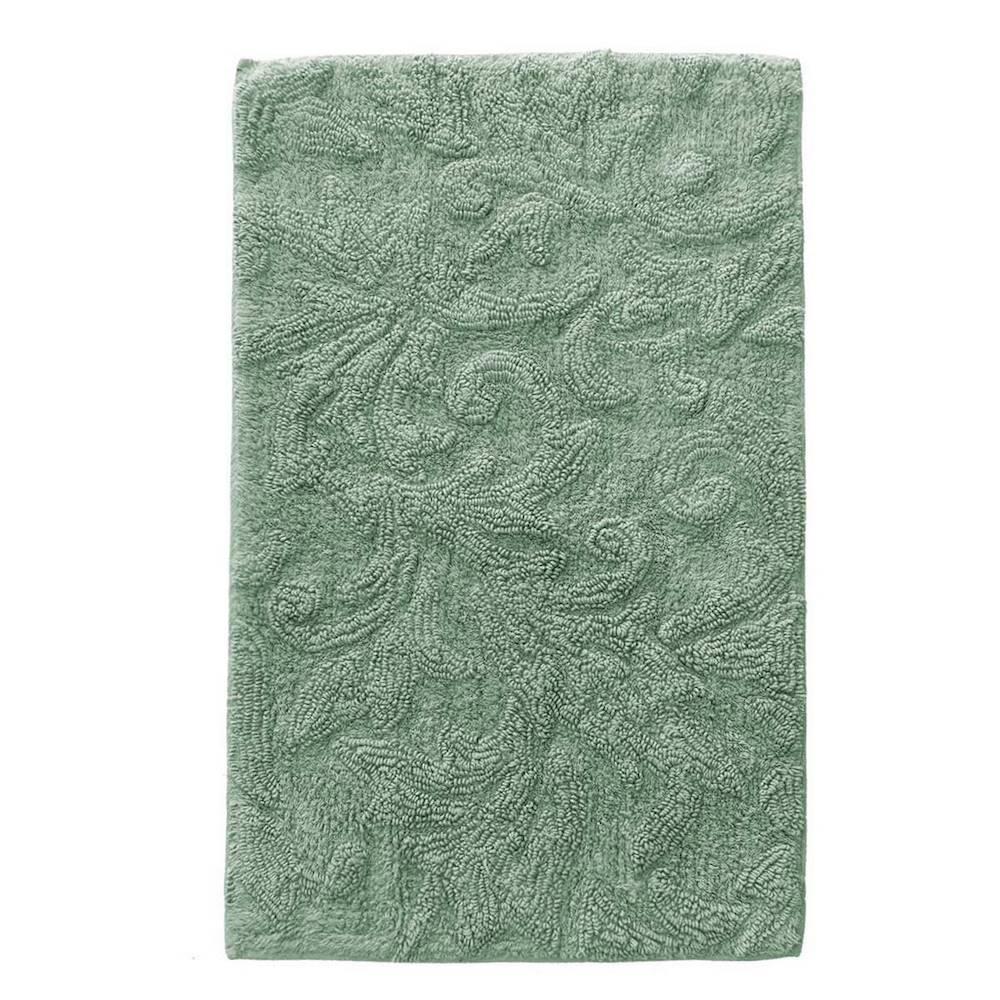 Tappeto rilievo florence verde antiscivolo