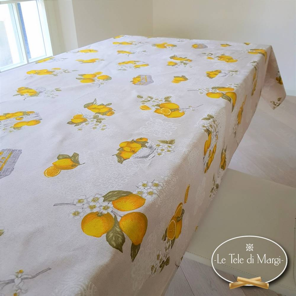 Tovaglia Limoni 140 X 180
