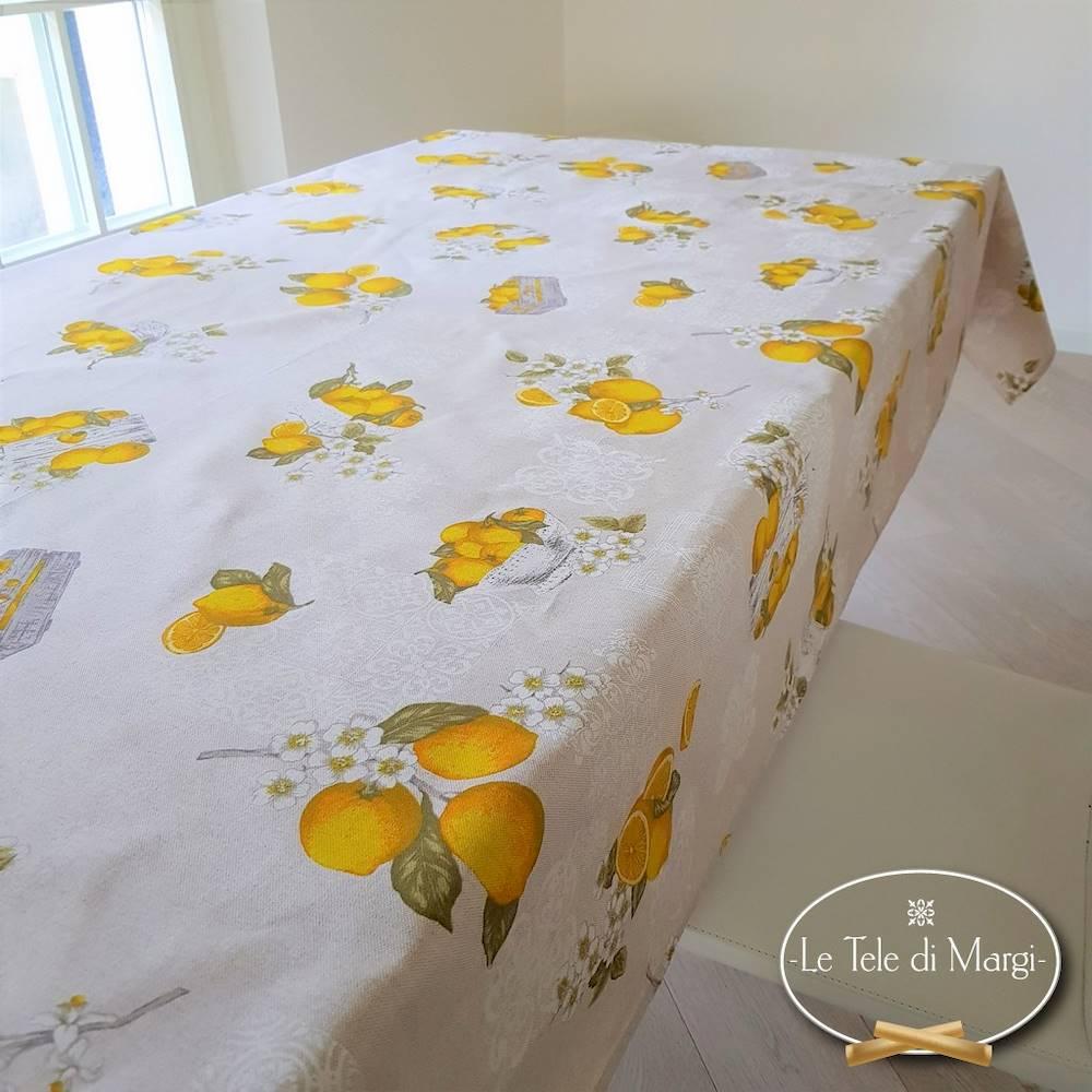 Tovaglia Limoni 140 x 140