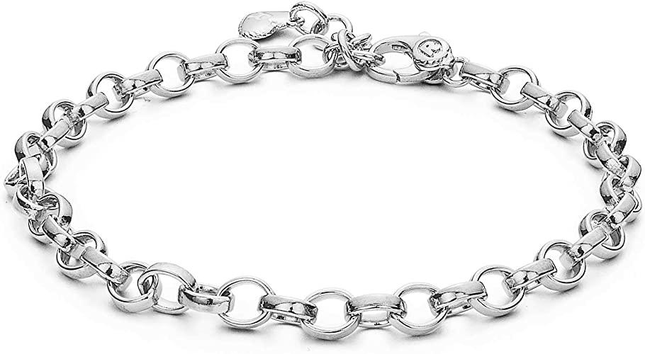 Bracciale donna Rosato in argento 925 componibile  RZB015
