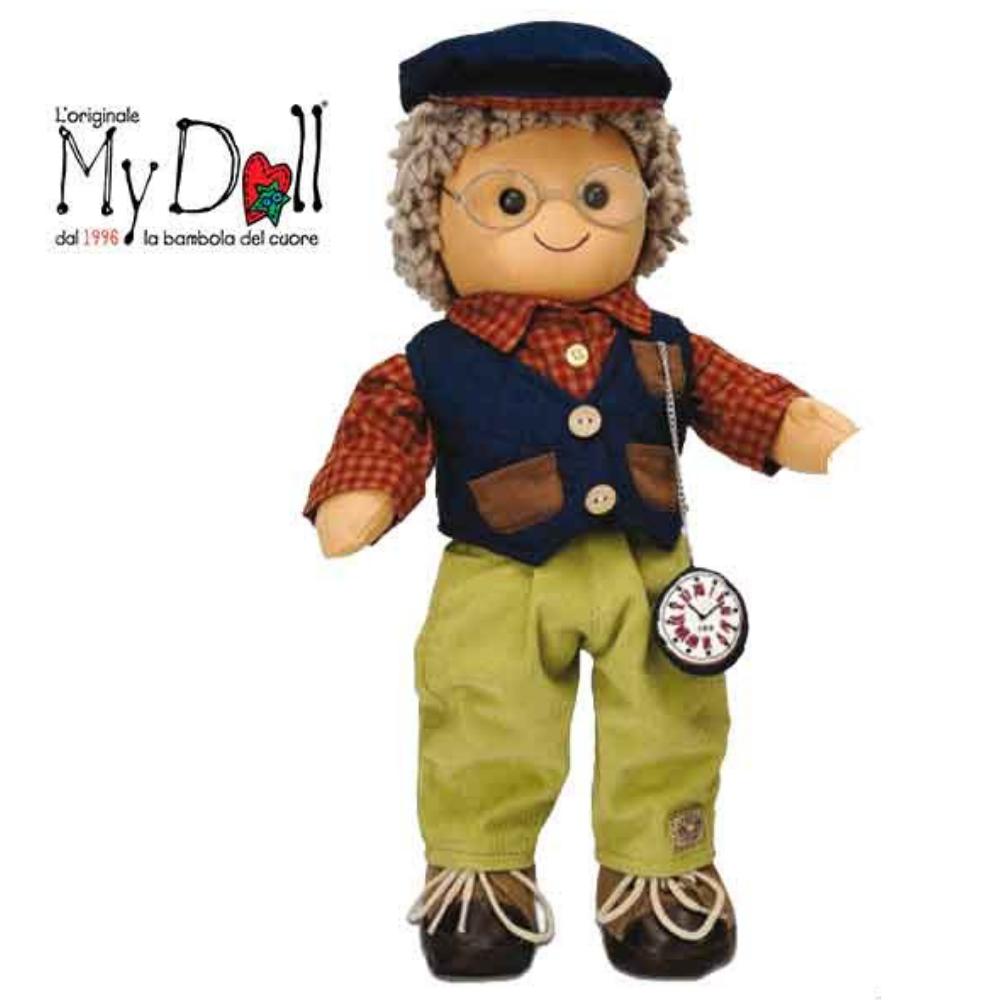 Bambolo Nonno My Doll 42 cm