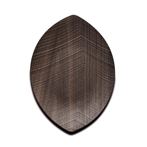 leaf vassoio noce piccolo