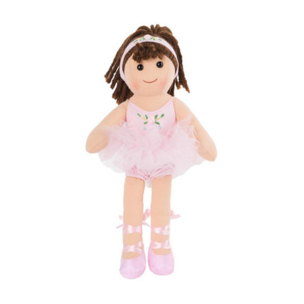 Bambola ballerina Fannie My Doll 32 cm