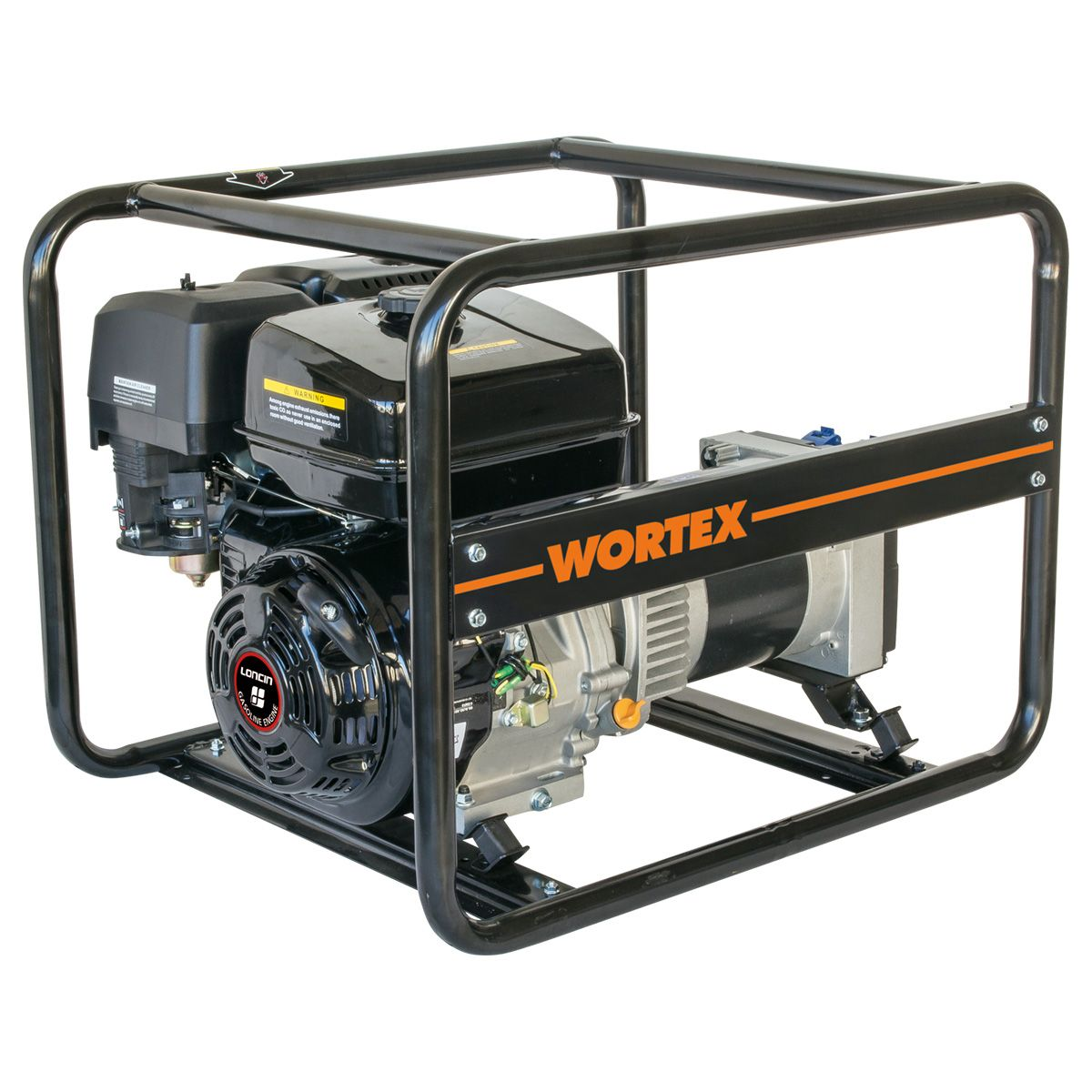 WORTEX LWS 3000 HL Generatore a Gasolio 4t
