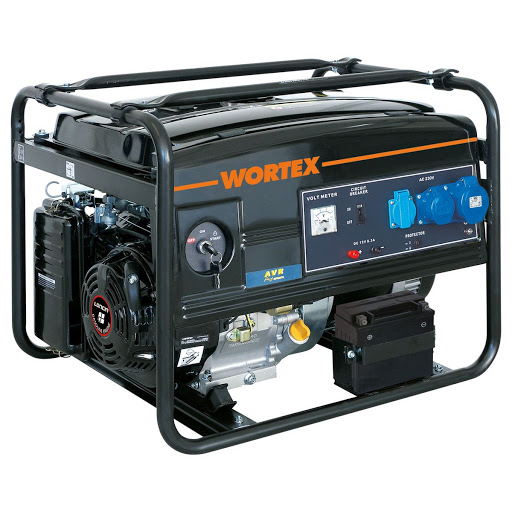 WORTEX LW 3800-E Generatore a Gasolio 4t