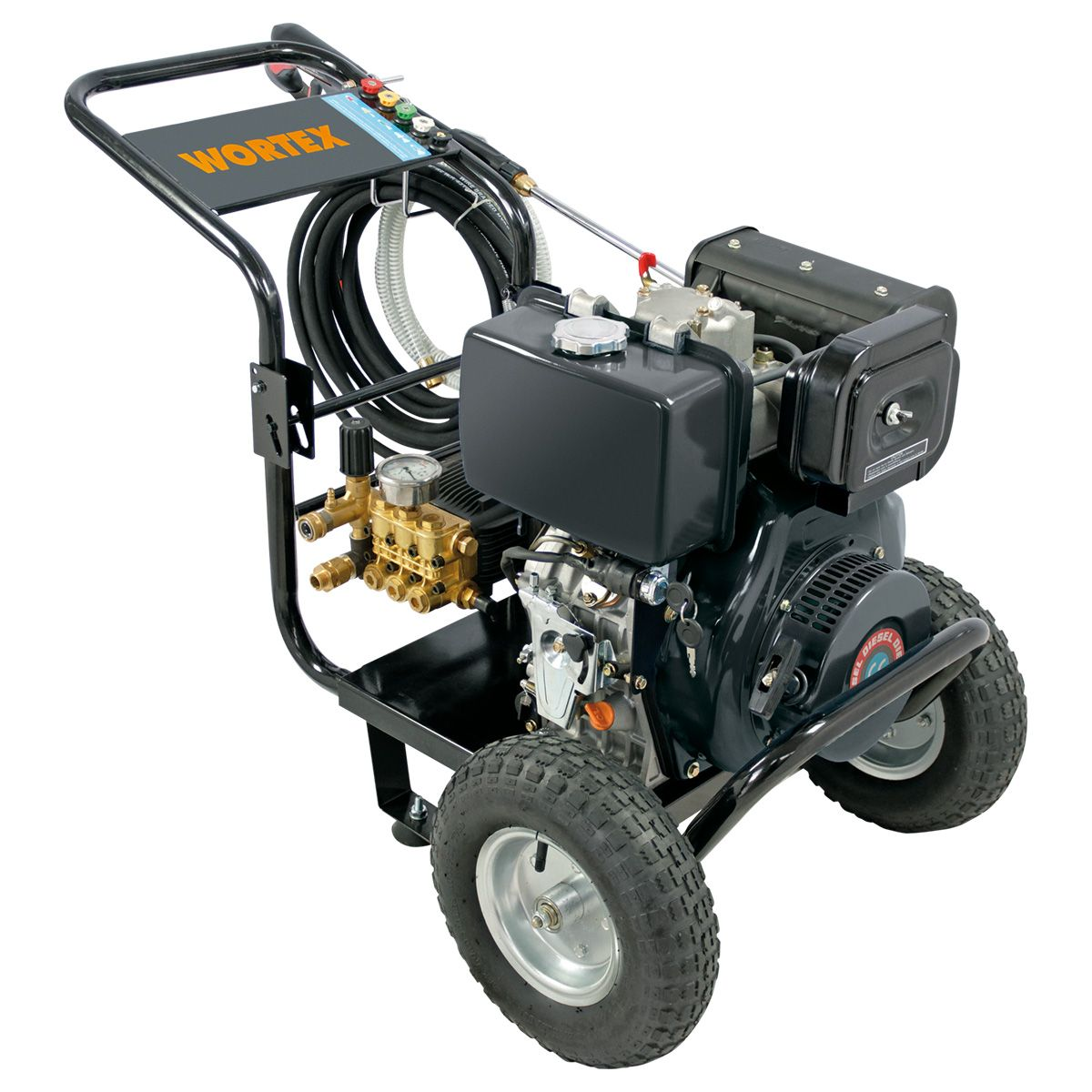WORTEX LW 12/180 Idropulitrice 186bar Benzina