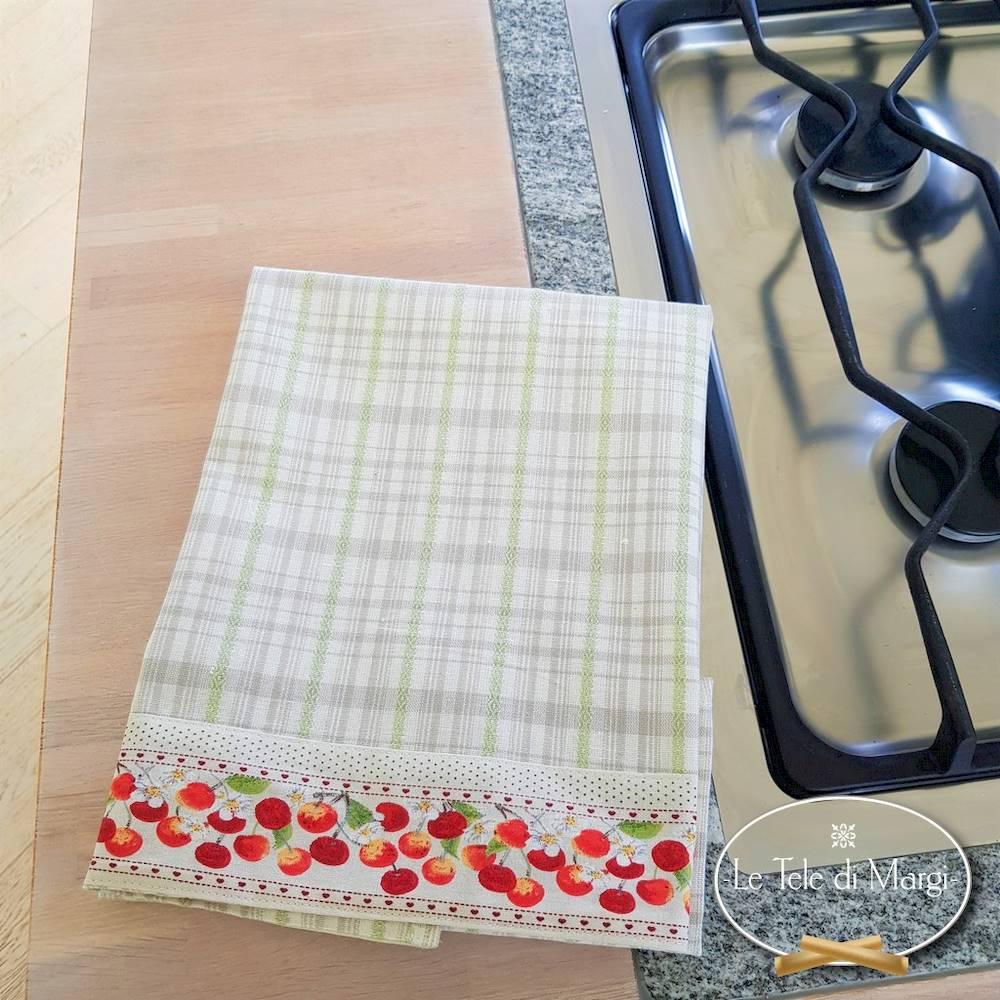 Canovaccio cucina ciliegia