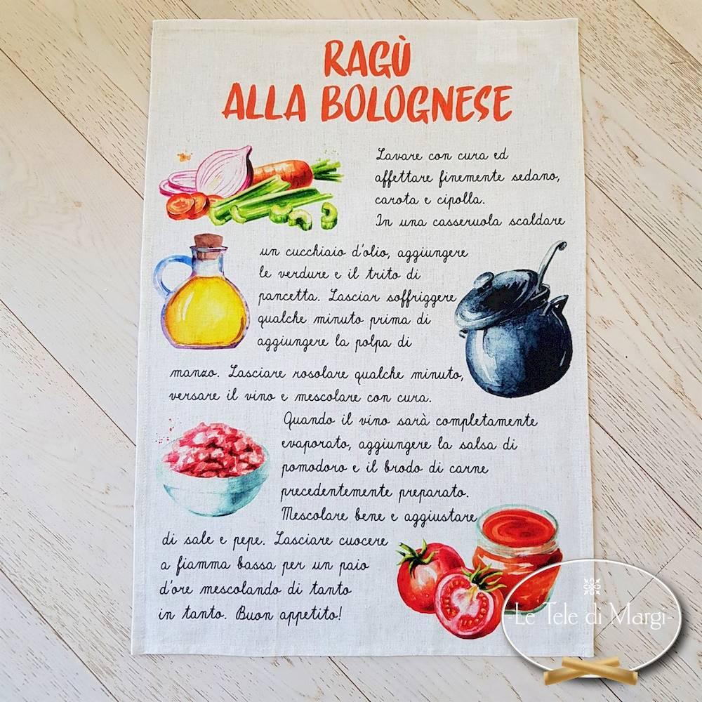 Canovaccio ragù alla bolognese