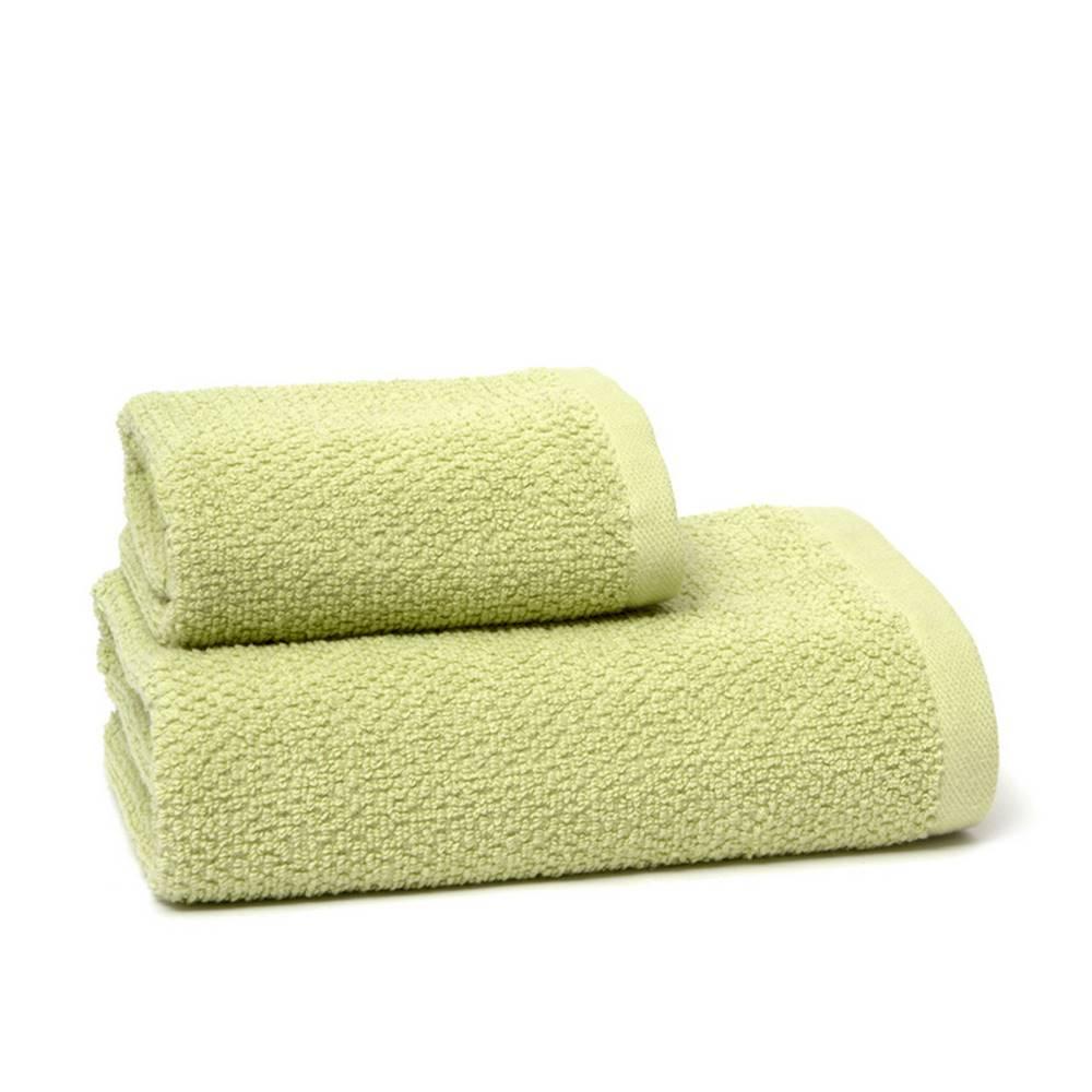 Asciugamano chicco di riso verde