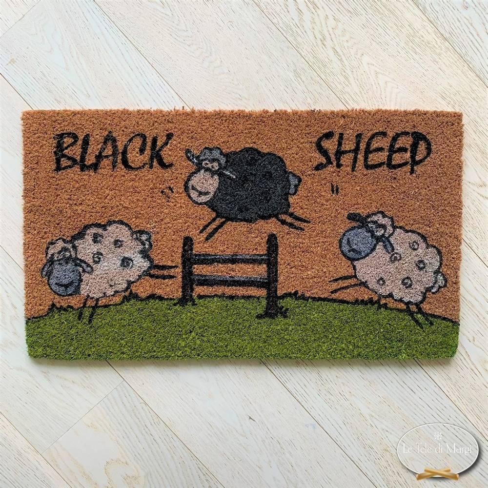 Zerbino pecora nera