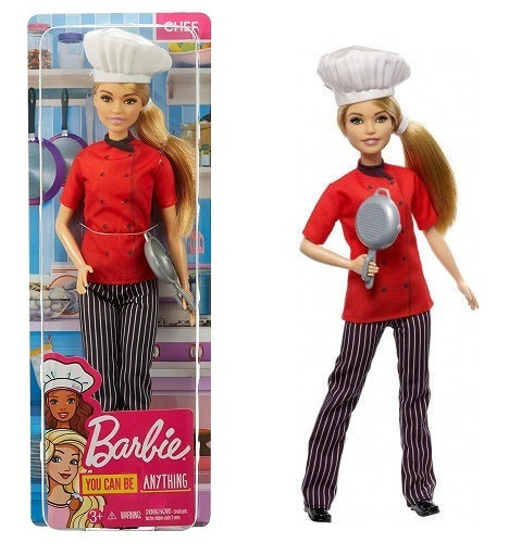 MATTEL - Barbie - You Can Be: Chef