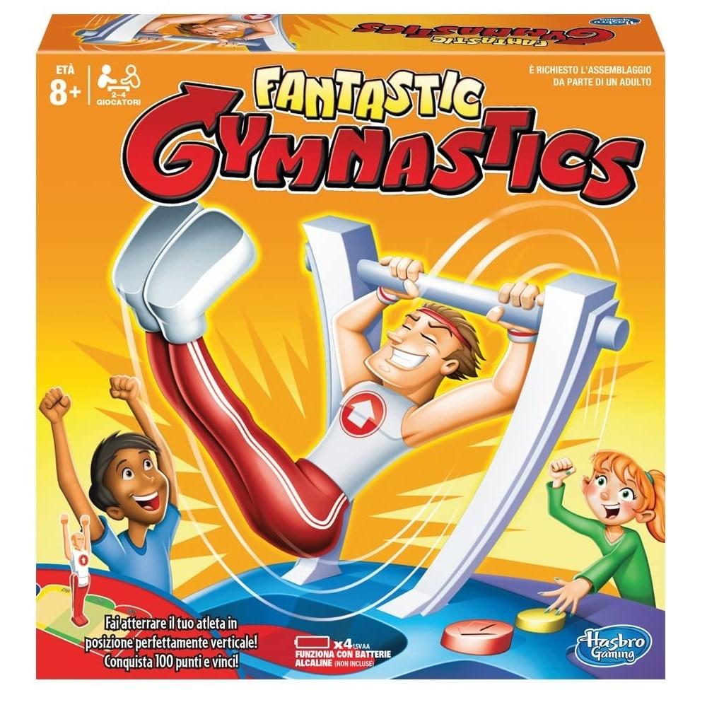 HASBRO - Fantastic Gymnastics