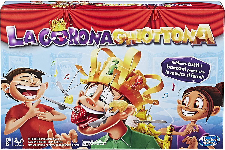 HASBRO - La Corona Ghiottona