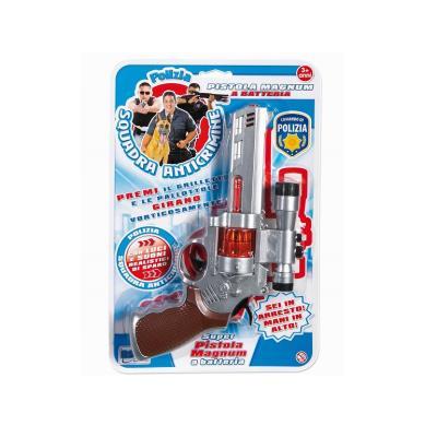 RSTA - Pistola magnum Polizia