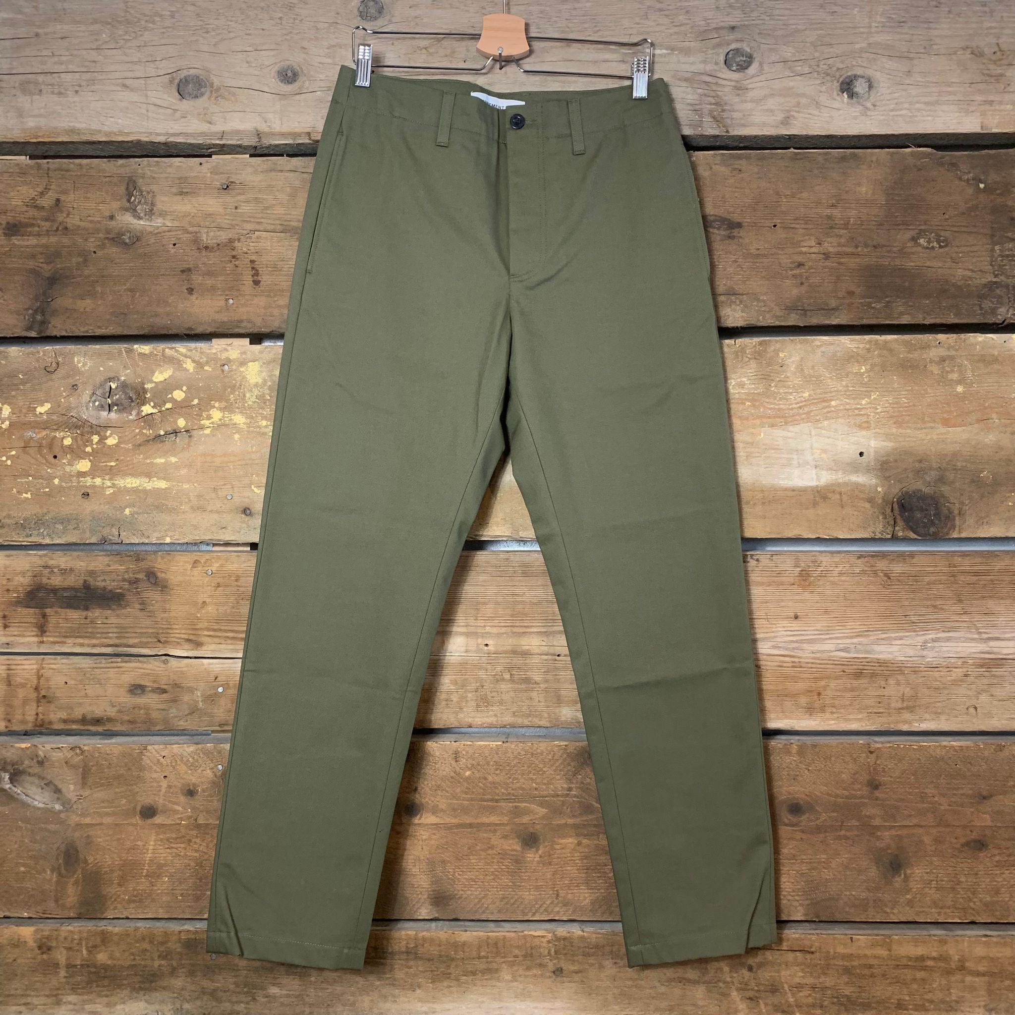 Pantalone Department 5 Off Verde Militare