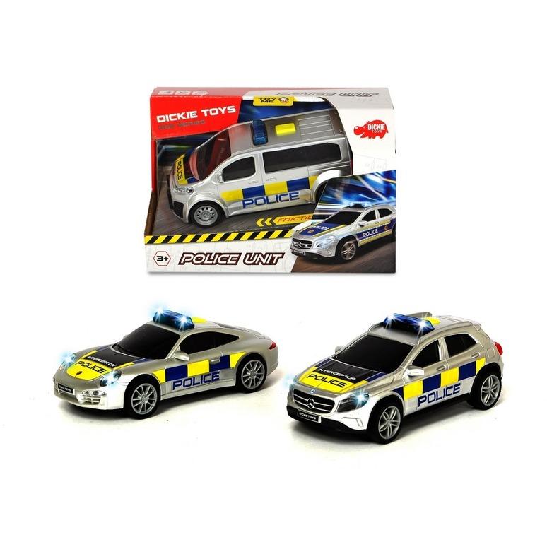 SIMBA - DICKIE auto polizia luci e suoni
