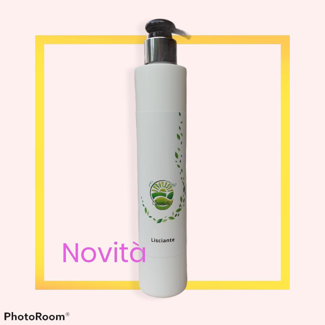 Crema Lisciante Anti-crespo Senza Risciacquo 250 ml