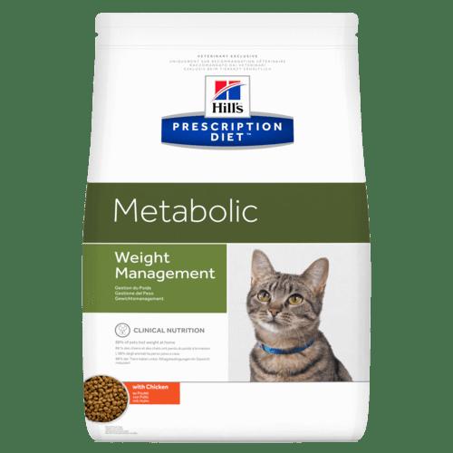 Hill's - Prescription Diet Feline - Metabolic - 4kg