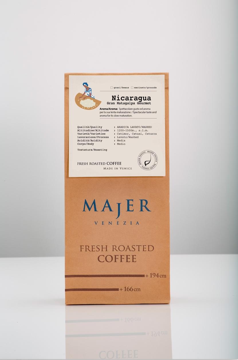 Nicaragua Gran Matagalpa Gourmet  -  250gr