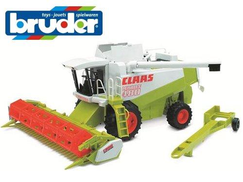BRUDER - CLAAS Mietitrebbia LEXION 480 02120