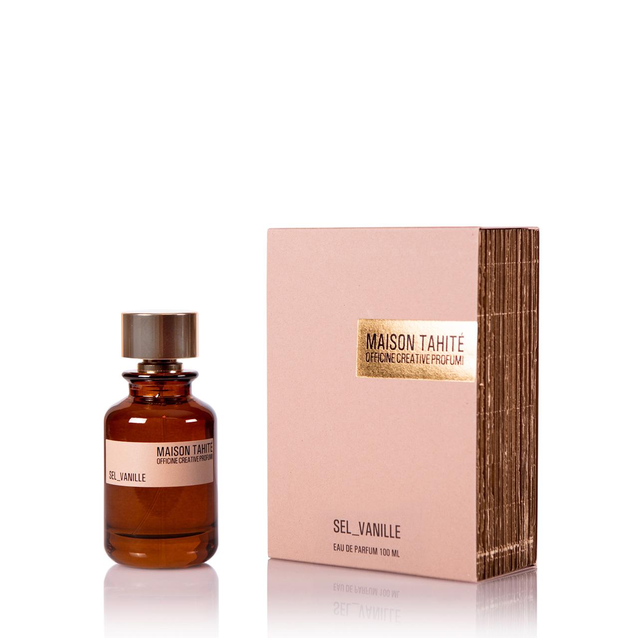 Sel_Vanille - Eau de Parfum
