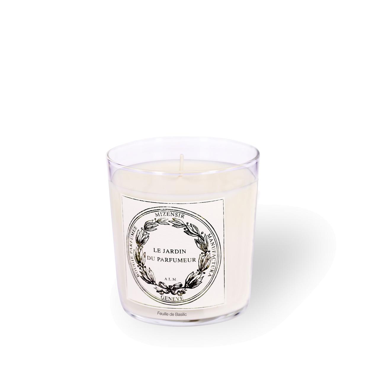 Feuille de Basilic - Candle