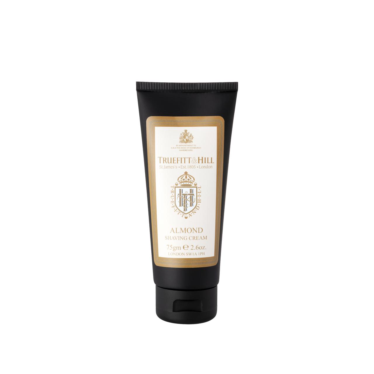 Almond - Shaving Cream Tube