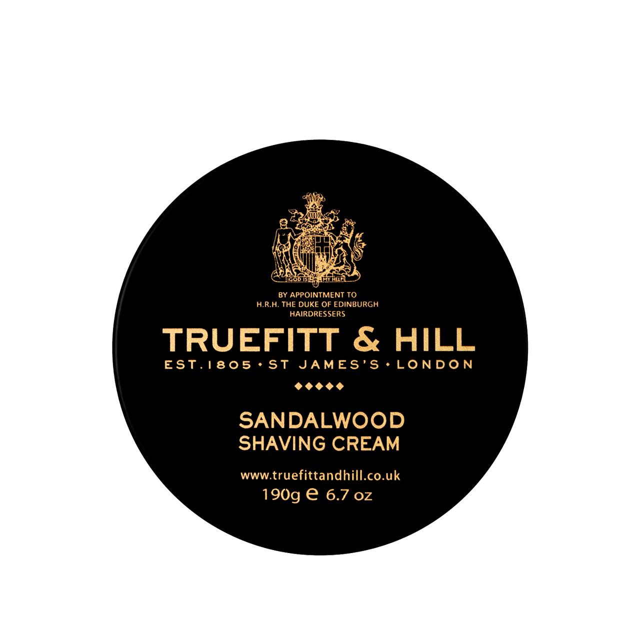 Sandalwood - Shaving Cream Bowl