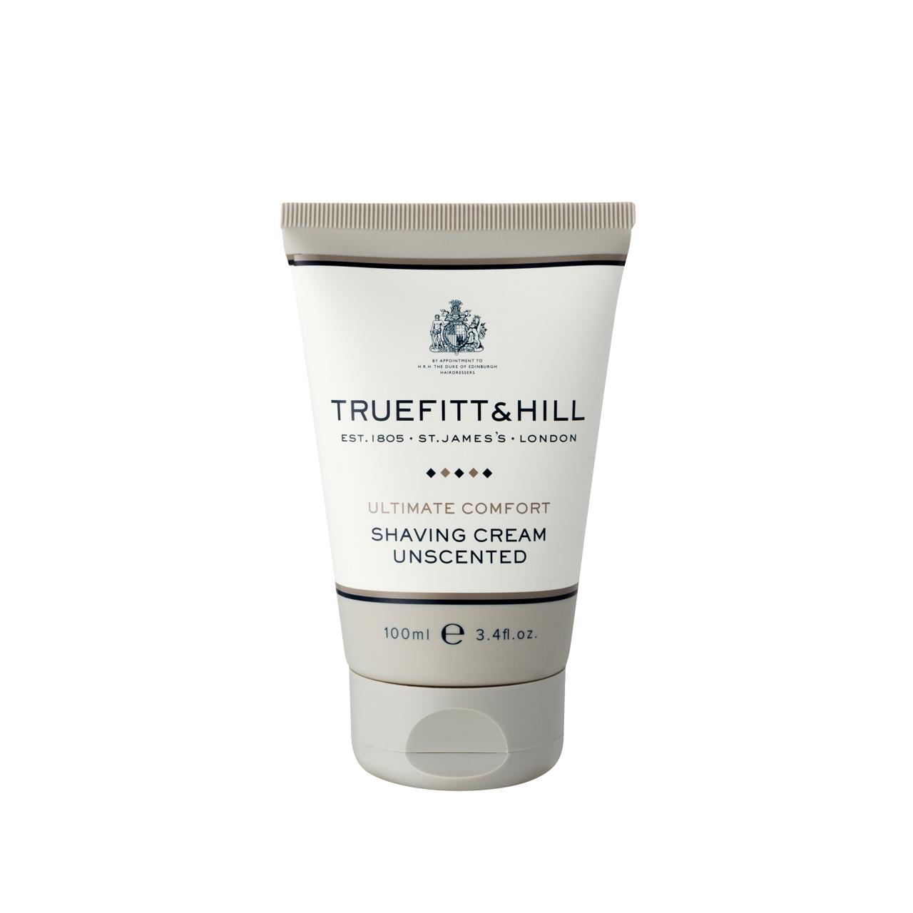 Ultimate Comfort - Shaving Cream Tube