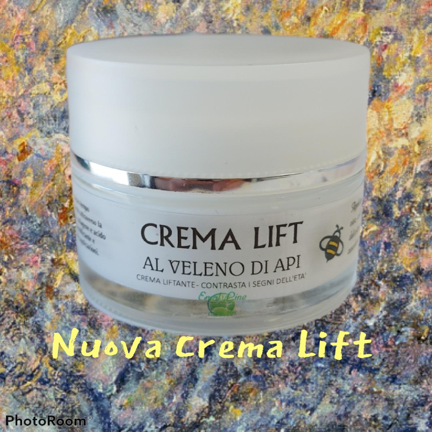 Crema Lift Viso Veleno d'Ape 50 ml