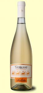 Verduzzo IGT Veneto Frizzante - Vino Biologico - La Baratta