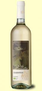 Chardonnay IGT delle Venezie Frizzante - Vino Biologico - La Baratta