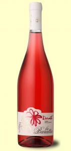Rosato IGT delle Venezie Frizzante - Vino Biologico - La Baratta