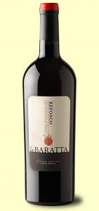 Refosco dal Peduncolo Rosso IGT Veneto - Vino Biologico - La Baratta