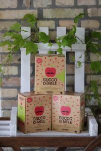 Succo di Mele 100% - Bag In Box 3 L - Cisorio Azienda Agricola