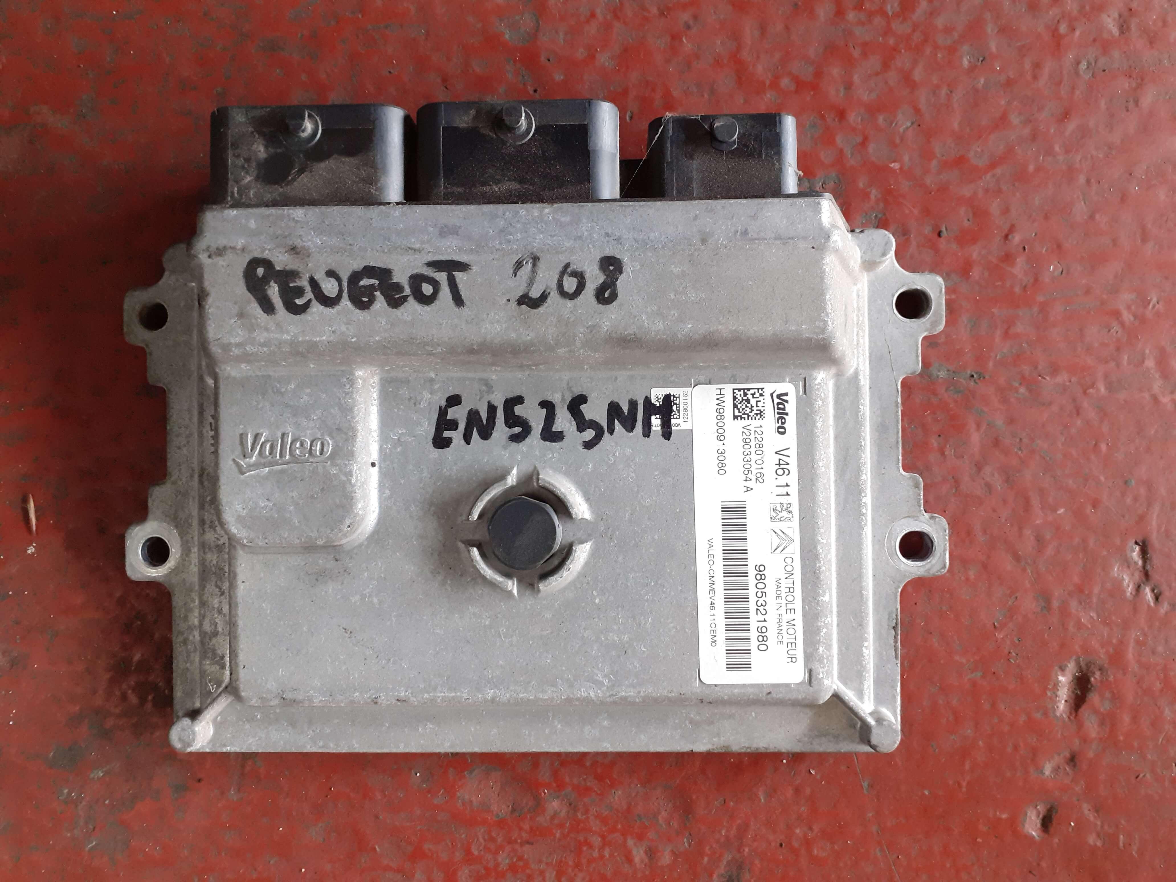 Centr. iniez. usata P. 208 cod. 9805321980