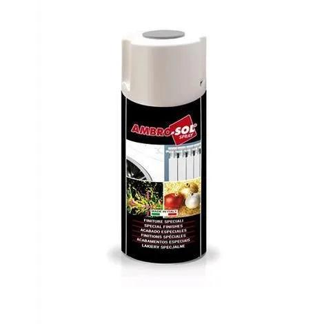 Smalto Acrilico Spray Multiuso 400ML Ambrosol Grigio Metallizato