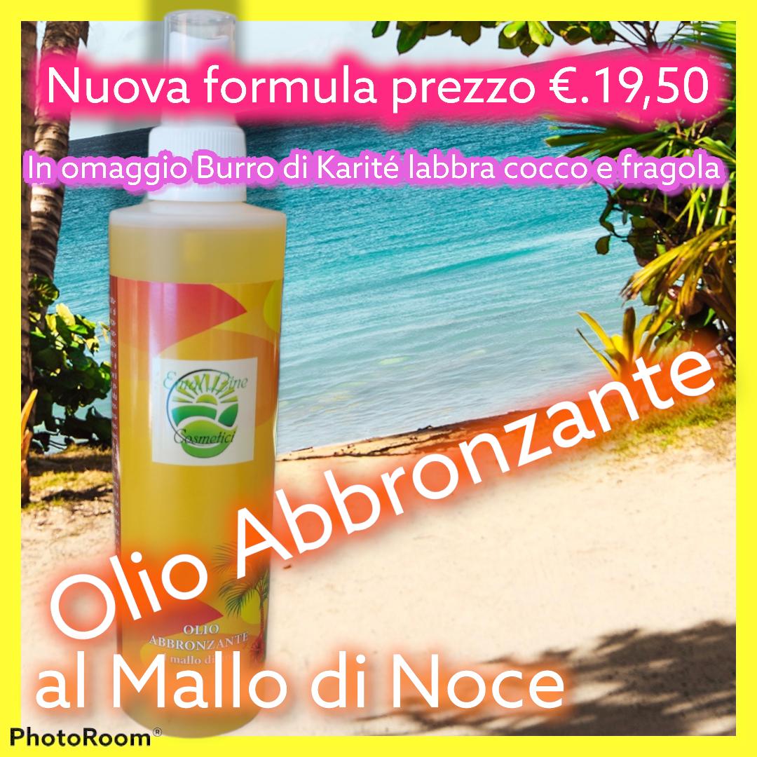 Olio Abbronzante Spray 250 ml