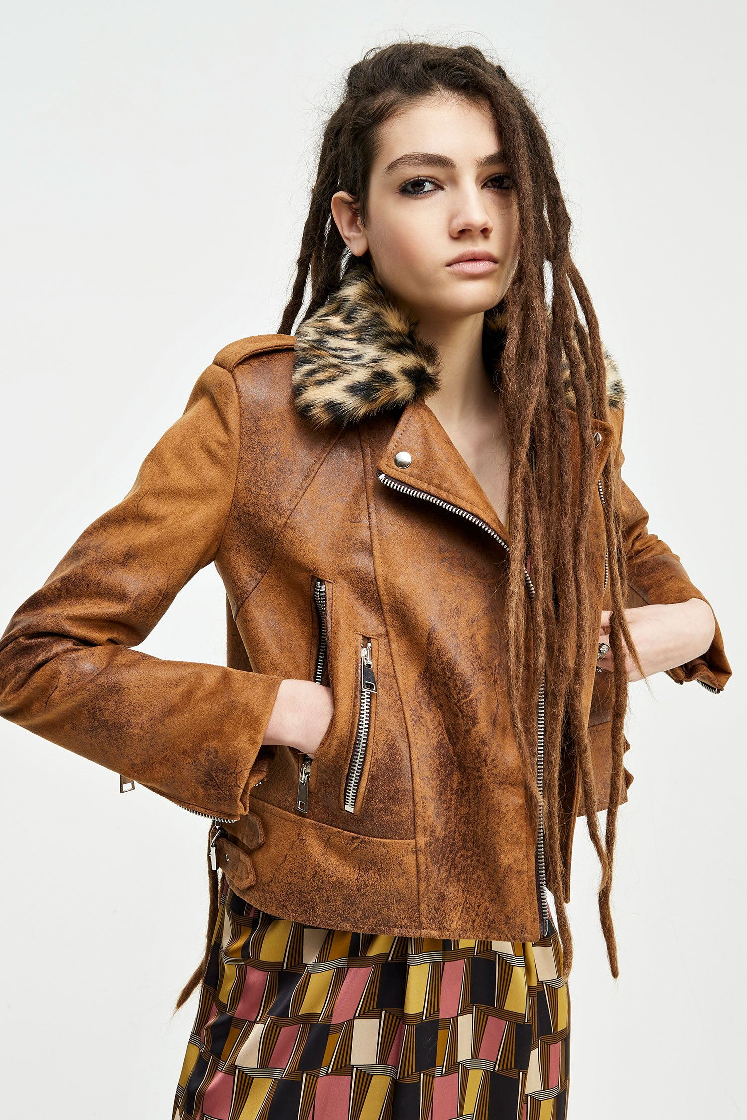 SHOPPING ON LINE ANIYE BY  NANCY JACKET  NEW COLLECTION  WOMEN'S FALL/WINTER 2022