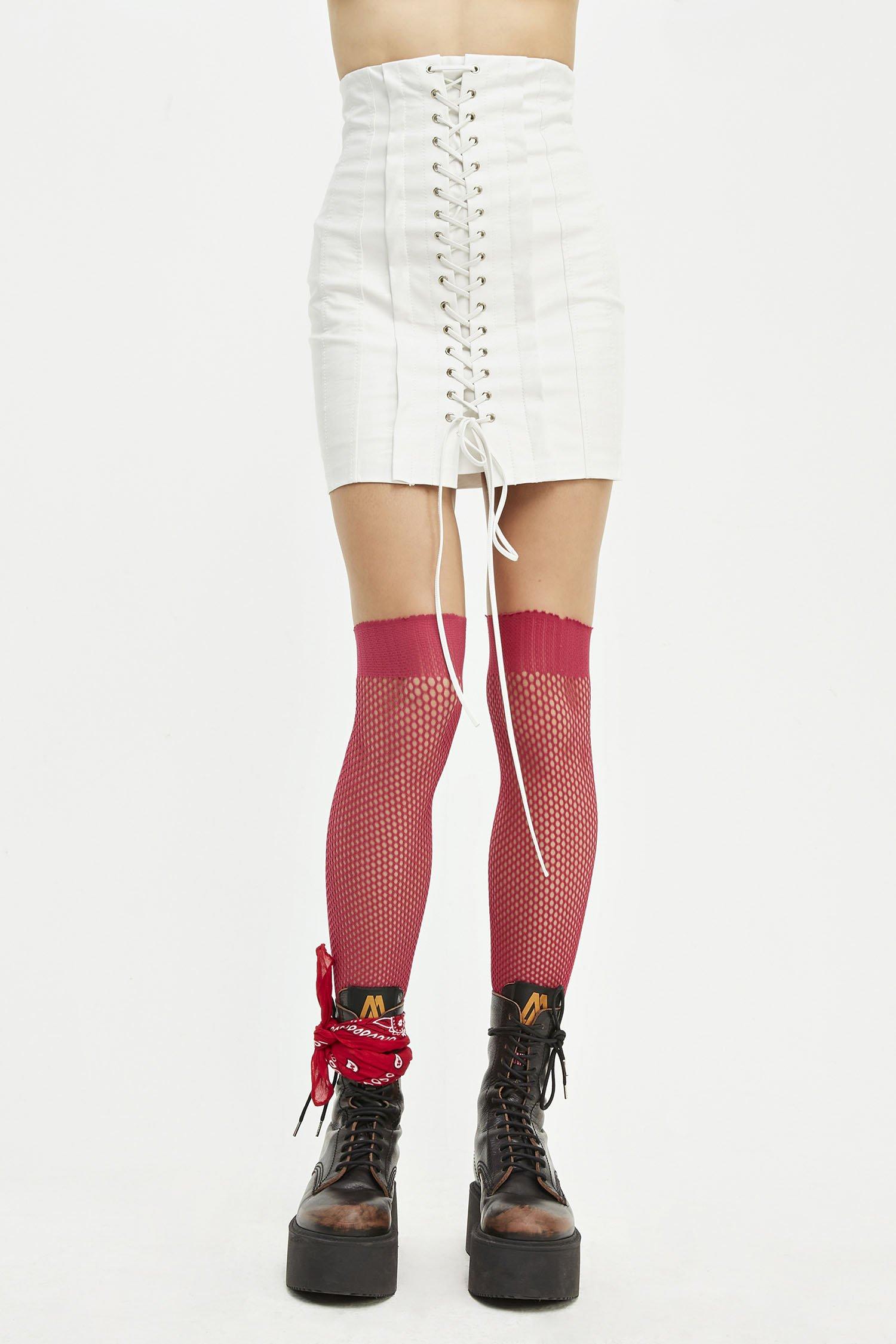 Gonna Mini Skirt Margot panna Aniye By