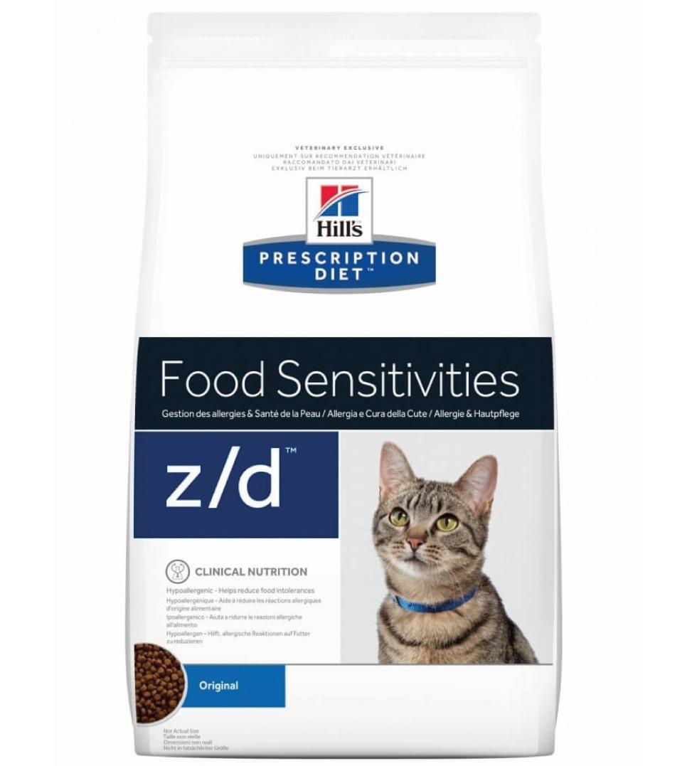 Hill's - Prescription Diet Feline - z/d - 4 kg